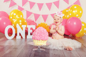 How To Plan A Cake Smash Party Smash Cake Ideas For 1st Birthday