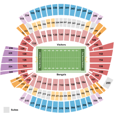 Paul Brown Stadium Tickets With No Fees At Ticket Club