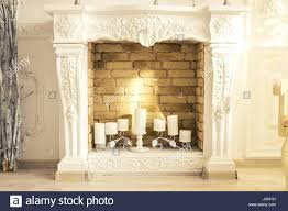 decorative fireplace opening covers tiles hearth gas valve cover