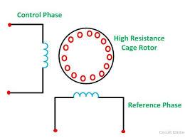 two phase ac servo motor 3 phase ac