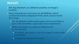 Introduction to XHTML Cont:. - ppt download