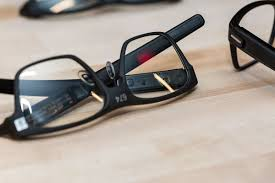 Eyeglasses With Lights On Them Exclusive Intels New Vaunt Smart Glasses Actually Look