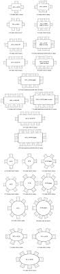 dining table measurements chart. seating capacities for dining tables and other interior design cheat sheets. table measurements chart