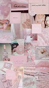 Pink Aesthetic Collage Wallpapers - Top ...