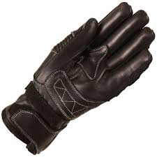 buffalo kids bambino gloves black thumb 2