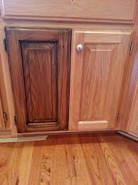 High Quality Change Your Tired, Oak Kitchen Cabinets To A Dark Walnut Stain!