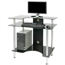 computer desk small spaces. Space-saving Modern Small Computer Desk Ideas Spaces