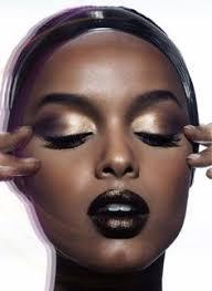 makeup for dark skin beautiful dark lip