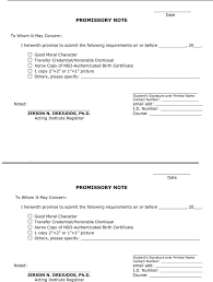 Promissory Note Word Template 38 Free Promissory Note Templates Forms Word Pdf