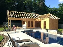 cost to build a pool house excellent design ideas pool house designs and outdoors for how