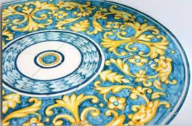 painted tile designs. Portuguese Style Tile Table Painted Designs