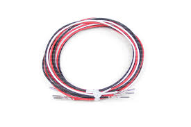 transmission wire harness and harness repair kits by rostra battery cable splice repair kit at Got A Repair Terminal Harness With Extra Wires