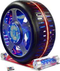 <b>Корпус GameMax Hot Wheel</b> Black ver. Black без БП с окном ...