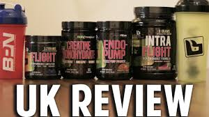 bare performance nutrition uk review 2017