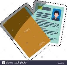 Cv Stock Vector Images Alamy