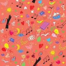 Party Invitation Background Image Party Invitation Funny Design Stock Vector Colourbox
