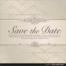 Save The Date Wedding Invitations 600 600 Save The Date