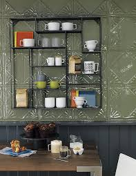 mesmerizing wall decor dining room attraction awesome open wall shelving ideas above the wooden