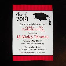 Design Grad Party Invites College Graduation Party Invitations 2 Alameelforcongress Com