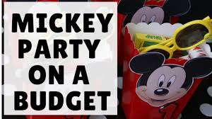 Mickey Mouse Party Printables Free Printables Pdf Mickey Archives Ellierosepartydesigns Com