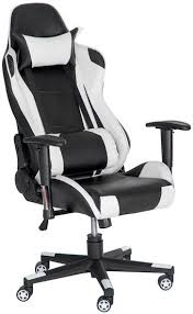 office chair back. Merax High Back Racing Style Gaming Chair Office