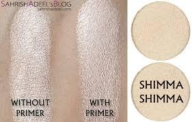 makeup geek pressed eyeshadow swatch