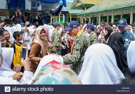 Military Sealift Command Pay Chart 2018 Indonesia April 3 2018 Sailors Assigned To Military