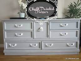 Annie Sloan Paris gray chalk paint dresser revival. Need to go to Gibson  Mill and