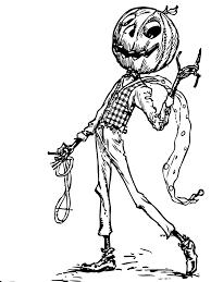 Coloriage Halloween Horreur Goshowmeenergy