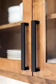 Fixer Upper A Family Home Resurrected in Rural Texas Kitchen Cabinet  HardwareBlack