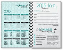 Daily Appointment Book 2015 2015 16 Teal Fish Inspirational Christian Daily Planner August 2015
