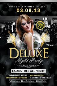 club flyer templates free deluxe night club psd flyer template download free psd http