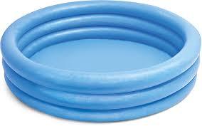 Купить детский надувной <b>бассейн Intex Кристалл</b> 59416 (Blue) в ...