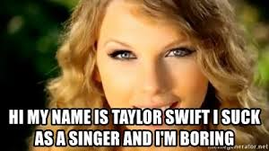 Image result for taylor swift boring