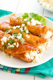 queso fresco enchiladas the easiest