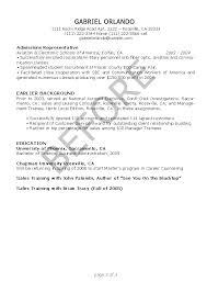 Resume Sample For Free Resume Samples For Free