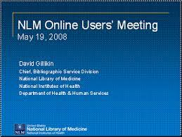 Mla 2008 Sunrise Seminar Powerpoint Presentation David Gillikin