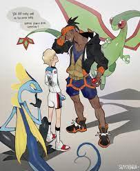 Pokemon One-Shots and x male Reader | Pokemon raihan, Raihan pokemon,  Pokemon