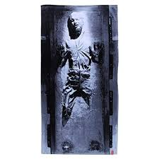 awesome beach towels. Star Wars Han Solo In Carbonite Beach Towel Awesome Towels W