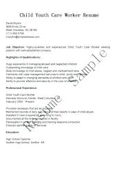 cover letter for youth worker child and youth worker cover letter youth support worker resume