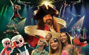 Show Information For Christmas At Pirates Voyage Myrtle