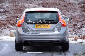 Volvo V60 D5 Twin Engine Review - GreenCarGuide.co.uk