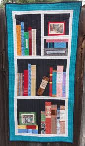 Bookcase Quilt Pattern Interesting Decorating Ideas