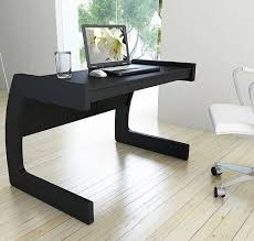 sleek office desk. reinvent your office space with this classic cleg ml4450 desk by sonax the warm and appealing black finish sleek design of versatile