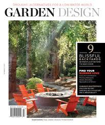 garden gate magazine. Modren Gate Garden Design Magazine ROCKS In Gate Magazine