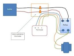 24 volt thermostat wiring diagram 24 Volt Thermostat Wiring i want to install the wifi thermostat rth8580wf i have no 24 volt thermostat wiring diagram