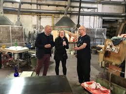 the art of venetian glass making in murano italy our visit to b f signoretti glass factory by elisa all schmitz 30seconds
