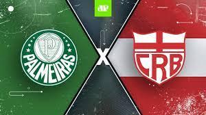 Palmeiras x CRB: assista à transmissão da Jovem Pan ao vivo