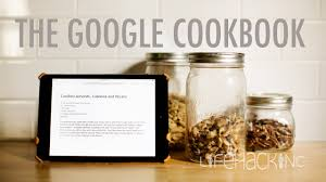 google doc recipe book template a google cookbook heres how