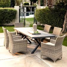 rustic outdoor table and chairs. Luxuriant Dining Table Rustic Patio Furniture Outdoor Wicker.jpg And Chairs